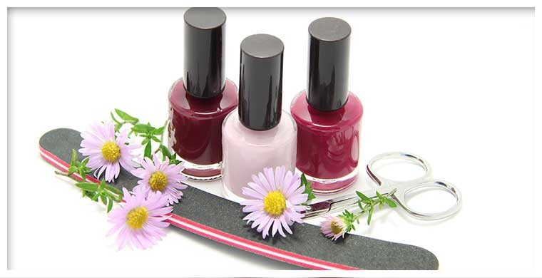 Nail Polish, nail polish removal, gel and acrylics in Dar es salaam Tanzania