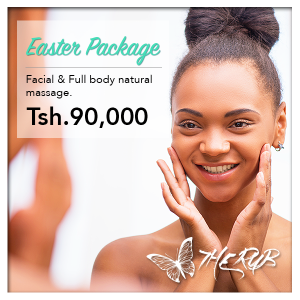 The Rub Spa Tanzania Dar es Salaam Facials