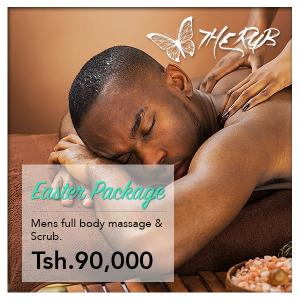 The Rub Spa Tanzania Dar es Salaam Massage