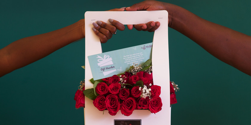 Share the Love The Rub Spa Valentines offer