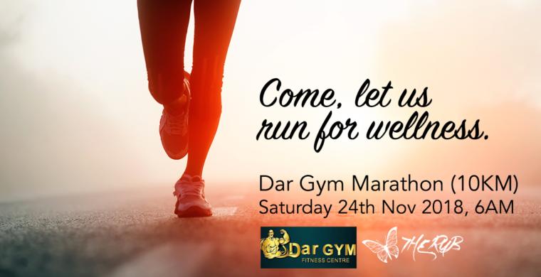 Dar Gym Marathon 2018